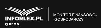 INFORLEX.PL Monitor Finansowo - Gospodarczy - logo
